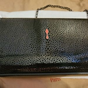 Christian Louboutin Bags - Small black Louboutin purse